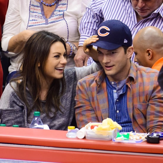 Mila Kunis and Ashton Kutcher Pictures