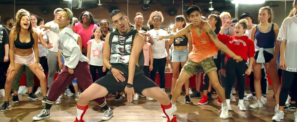 "This ""Get Low"" Choreography Will Make You Dance Till the Sweat Drops Down . . . You Know"