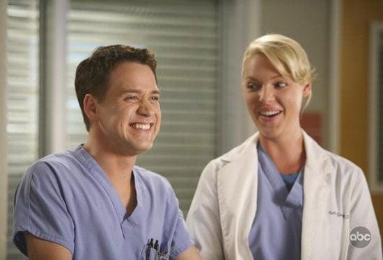 Katherine Heigl and TR Knight Leaving Grey's Anatomy, Pickens Says