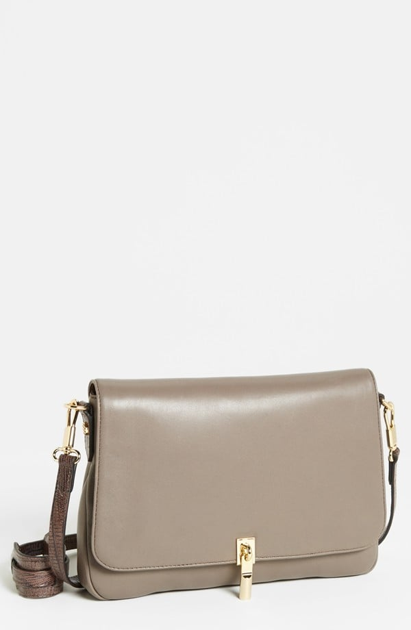 A lightweight crossbody ($395) is smart for an afternoon out running errands or to pack on your next vacation.