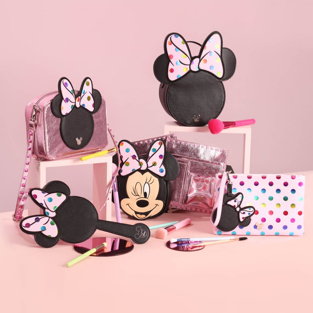 Minnie Mouse Makeup Brushes From Spectrum Collections