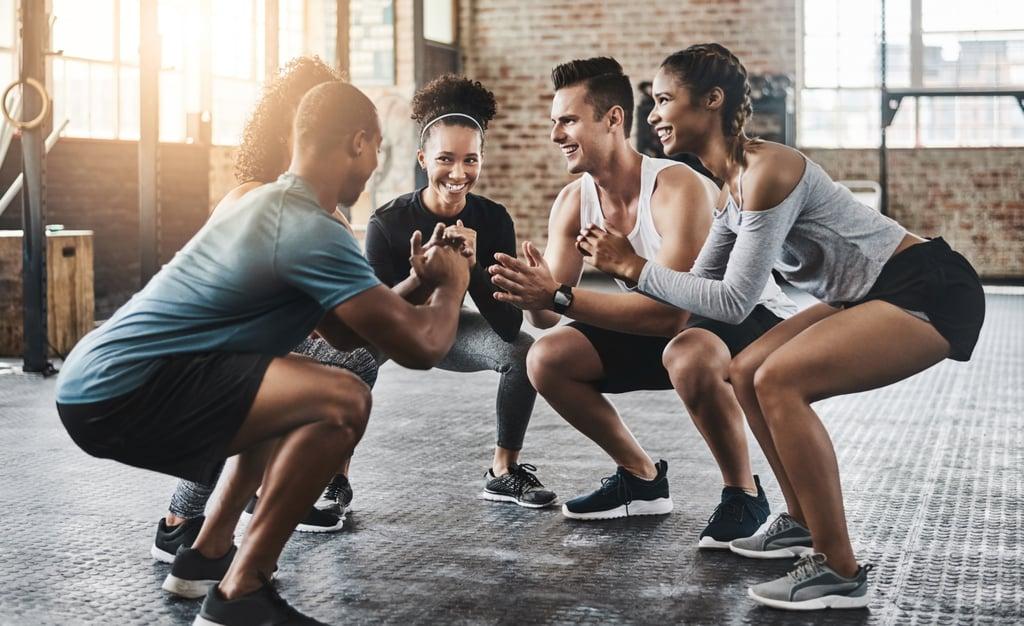 A Beginner Weightlifting Workout