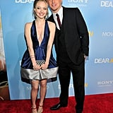 "In January 2013, Amanda Seyfried told InStyle about working with her sexy Dear John costar Channing Tatum: ""Channing was amazing. He's a superstar . . . Everybody wants to have sex with him. And the only person he wants to have sex with is his wife, Jenna. He's the most loyal husband."""