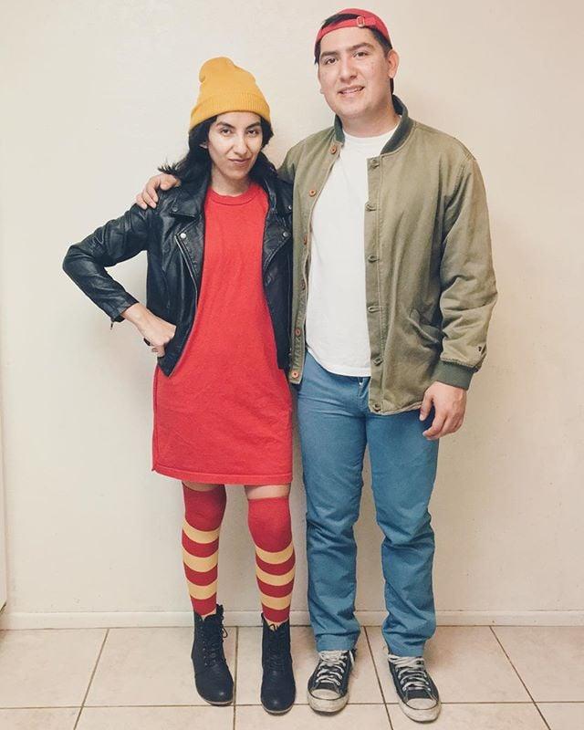 90s halloween couples costumes popsugar love sex