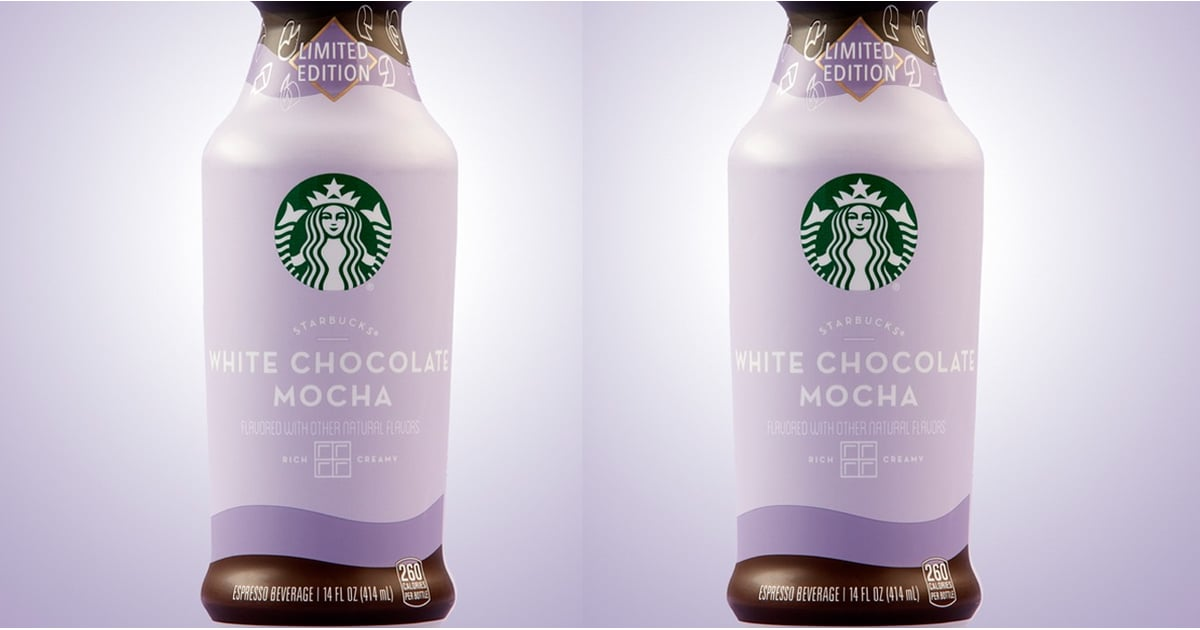 Starbucks Ready To Drink White Chocolate Mocha Latte