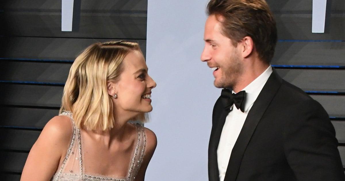 "Margot Robbie Pokes Fun at Husband Tom Ackerley For Being Afraid of a ""2-Meter"" Snake.jpg"