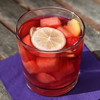 Watermelon Rose Sangria Recipe