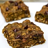 Pumpkin Chocolate Chip Protein Bars