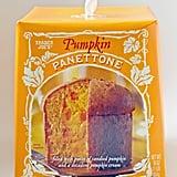 Trader Joe's Pumpkin Pannetone