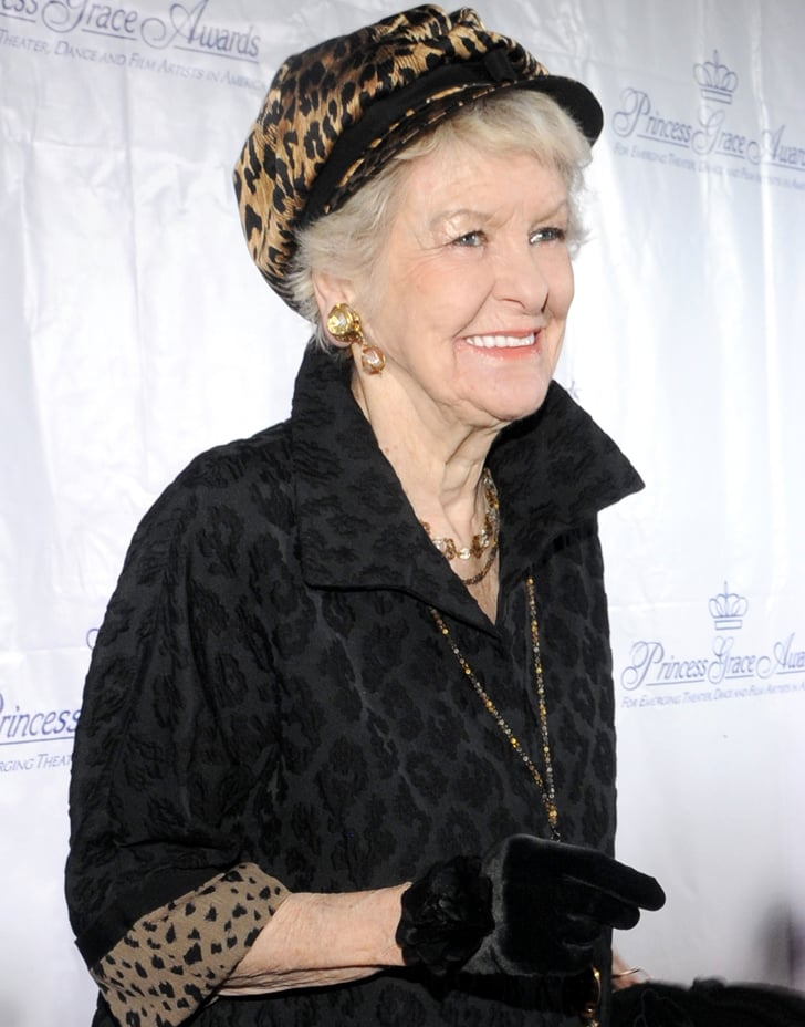 Elaine Stritch's Red Carpet Style