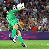 A Last-Minute Save Gives Team USA Its Fourth Olympic Gold Medal
