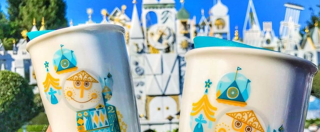 This New Disneyland-Exclusive Starbucks Mug Has Its Very Own Hidden Mickey