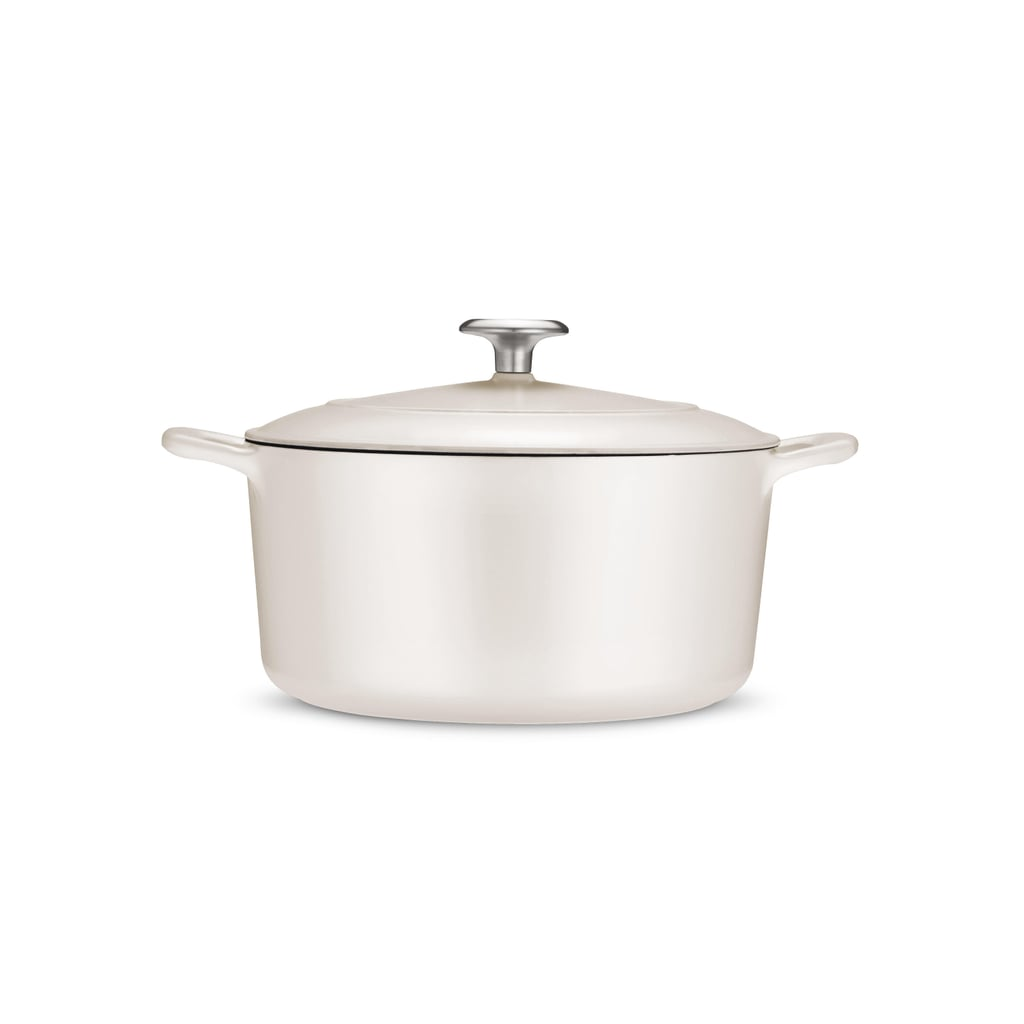 Tramontina Gourmet Enameled Cast Iron 5.5 Qt. Covered Round Dutch Oven