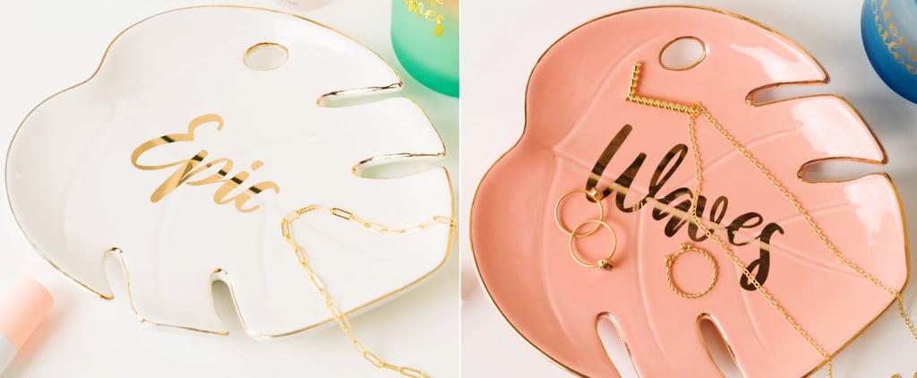 Disney Princess x POPSUGAR Moana Trinket Trays