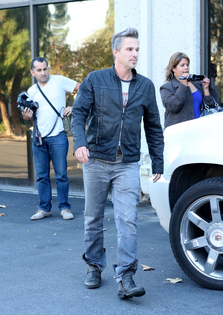 Britney Spears With Her Family at California Music Academy