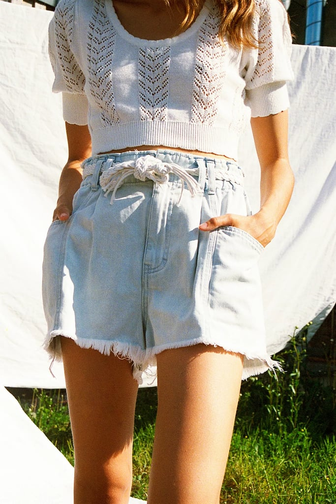 We The Free Miki Denim Shorts