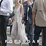 Kate Bosworth attended the wedding with Michael Polish.
