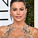 The Secret Behind Sofia Vergara's Golden Globes Makeup Is Surprisingly Simple