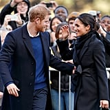 Meghan's Stella McCartney Coat