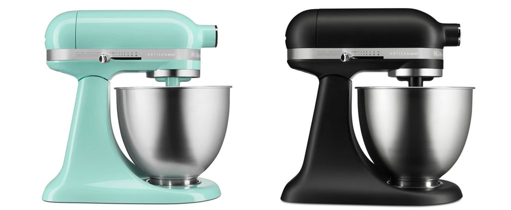 Your Kitchen Will Look Instantly Cuter With KitchenAid's Mini Stand Mixer