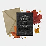 something wicked this way comes invite 16 printable halloween