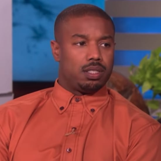 Michael B. Jordan Talks About Inspiration Behind Just Mercy