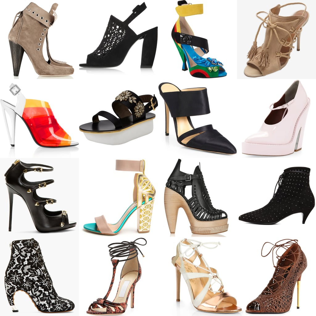 This Spring's It Shoes Are Here!