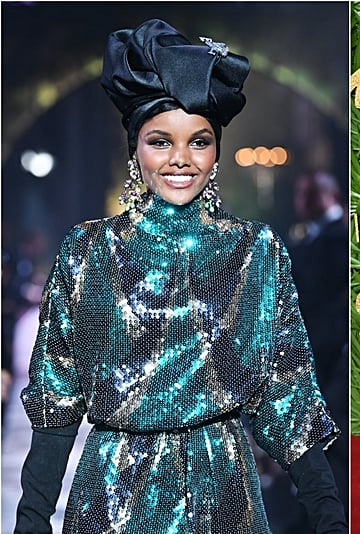 Halima Aden Best Fashion Looks