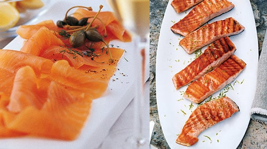 Would You Rather Eat Smoked or Fresh Salmon?