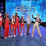 Photos of Kendall Jenner on The Ellen DeGeneres Show