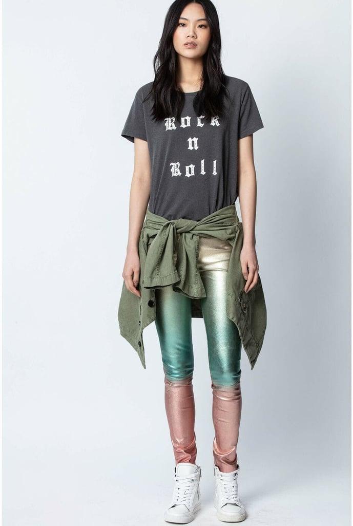 Pharel Metal Dégradé Pants