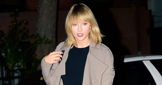 Taylor Swift Hits the Town With Her Fashionably Fall Squad