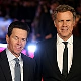 Mark Wahlberg and Will Ferrell on Daddy's Home Red Carpet