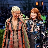 Maggie Gyllenhaal and Florence Welch led the pack of colorful looks in 2014.