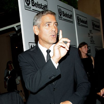 George Clooney at the Venice Film Festival