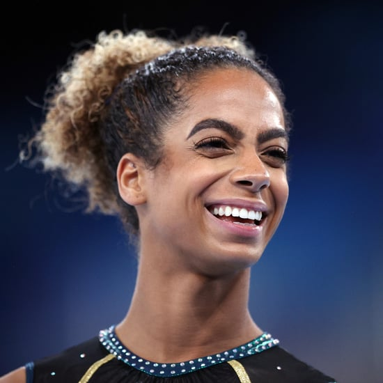 UCLA Alum and Jamaican Gymnast Danusia Francis on Olympics