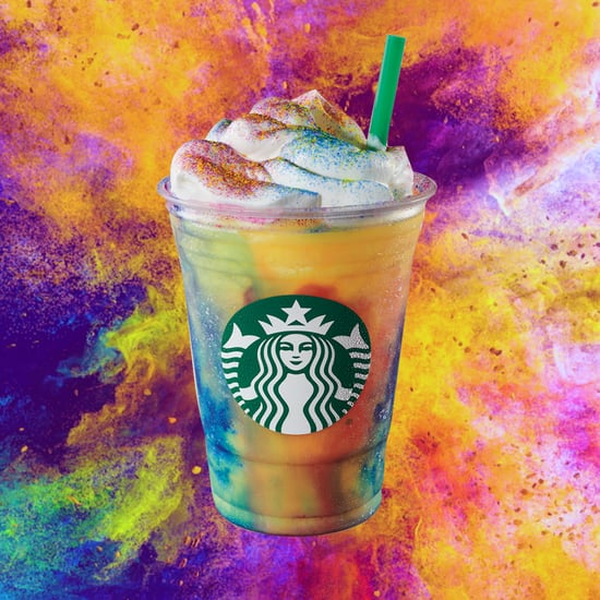 Calories in Starbucks Tie-Dye Frappuccino