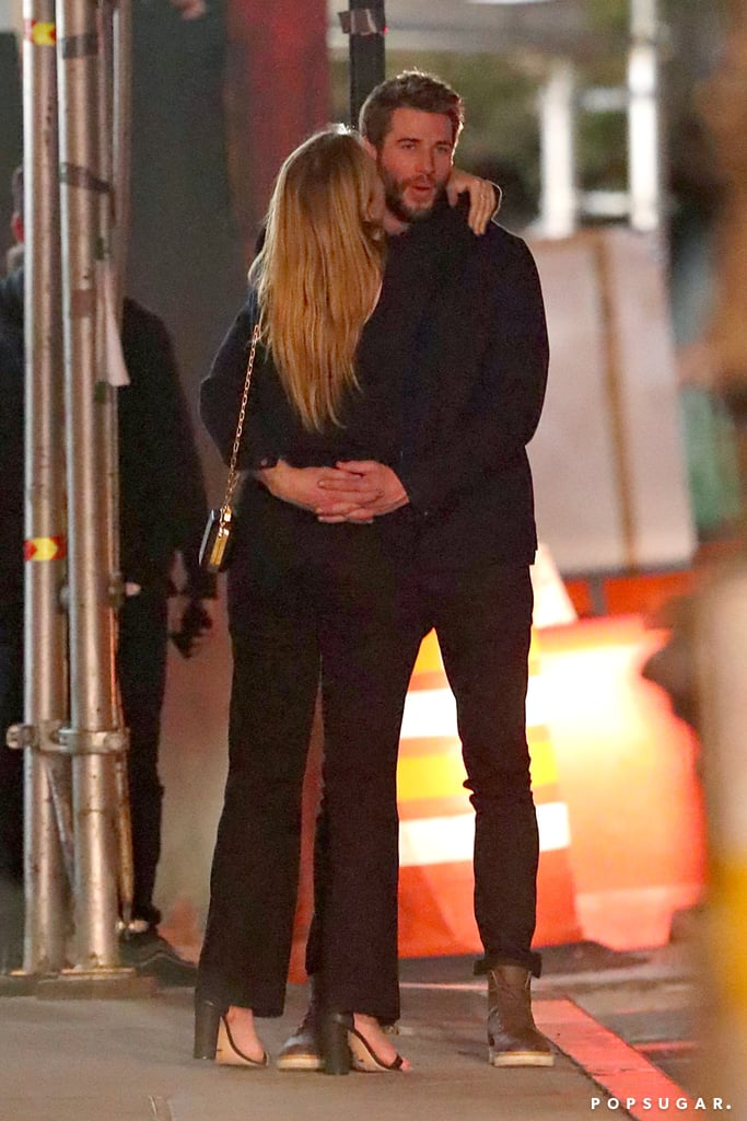 Liam Hemsworth and Maddison Brown in NYC Pictures ...
