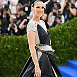 Celine Dion's Very First Met Gala Look's Sexy as Hell