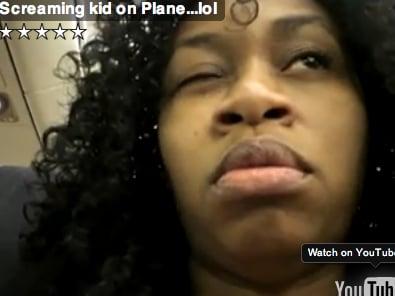 Awkward! A Stranger's Child Won't Stop Screaming
