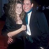 Sarah Jessica Parker et Robert Downey Jr.