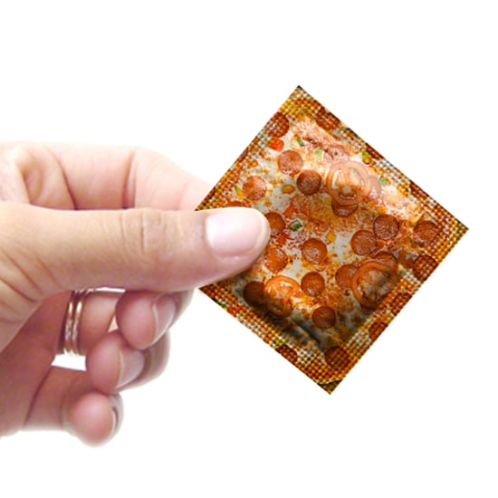 Pizza Condoms