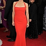 Julia Louis-Dreyfus at the Golden Globes 2014