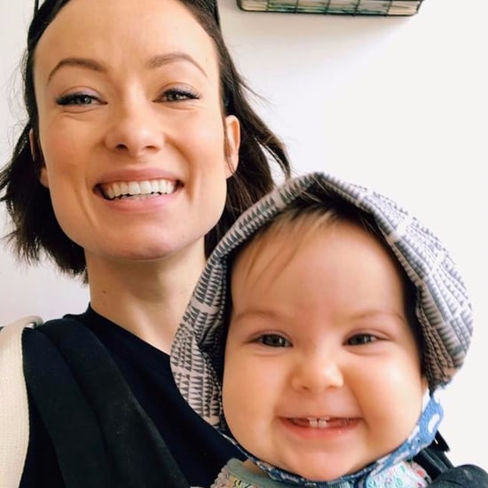 Cute Photos of Jason Sudeikis and Olivia Wilde's Daughter
