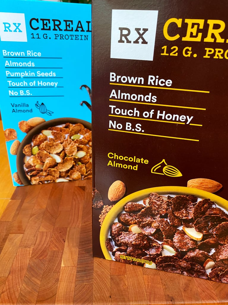 The Makers of RXBar Debut RX Cereal — Review
