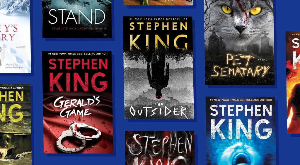 Scariest Stephen King Books, Ranked