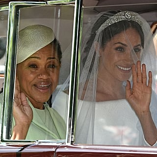 Doria Ragland's Nose Ring at Royal Wedding 2018
