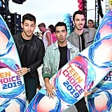 Jonas Brothers at Teen Choice Awards 2019 Pictures