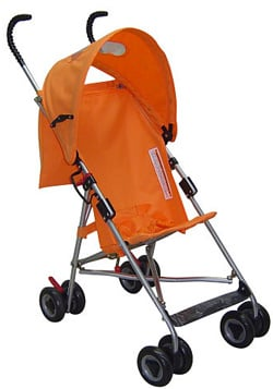Lil Tip: Travel With an Umbrella Stroller