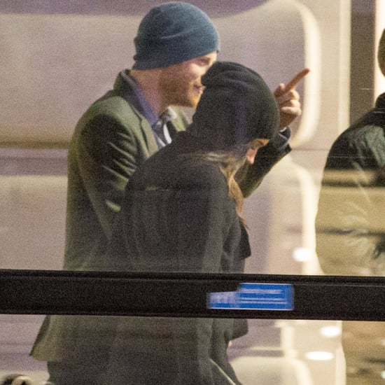 Prince Harry and Meghan Markle Together in London 2016